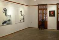 """MY TROUBLID MINDA"", single exhibition, December 2012"